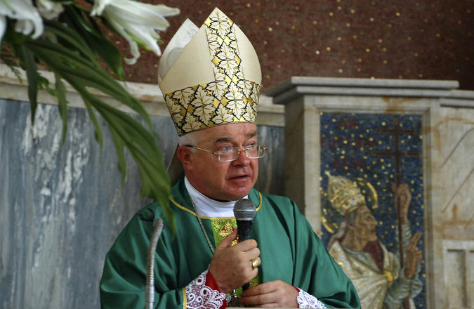 Child Molesting Ex- Archbishop Found Dead in his Vatican City Residence