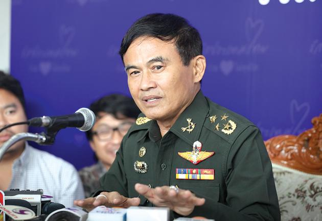 Thai Military Pushes Royal Thai Police in Stripping of Thaksin of his Police Rank