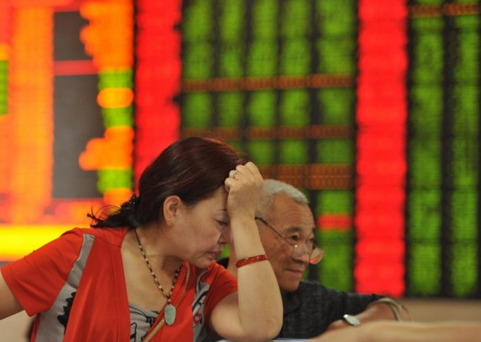 Foreign Investors Dumping Thai Stocks,  Amid Falling Exports and Weakening Baht