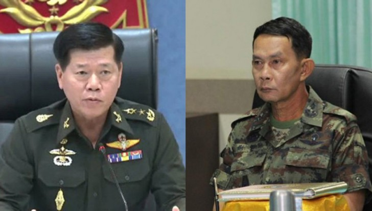 General Thirachai Narkvanich has emerged as another potential candidate for the post of the army chief besides General Preecha Chan-ocha