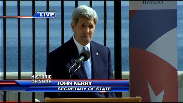 Cubans Stunned by John Kerry's Democracy Speech on State TV