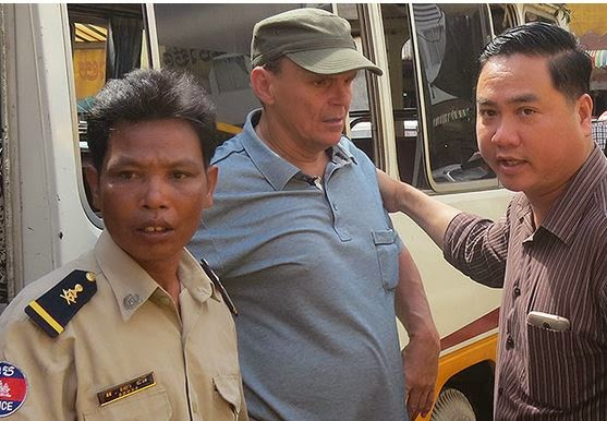 Briton Michael Jones Sentenced to 8 Years in Cambodia for the Purchase of Child Prostitution