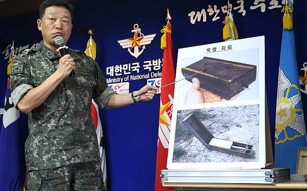 Tensions Flare Between North and South Korea over Land Mine Explosion