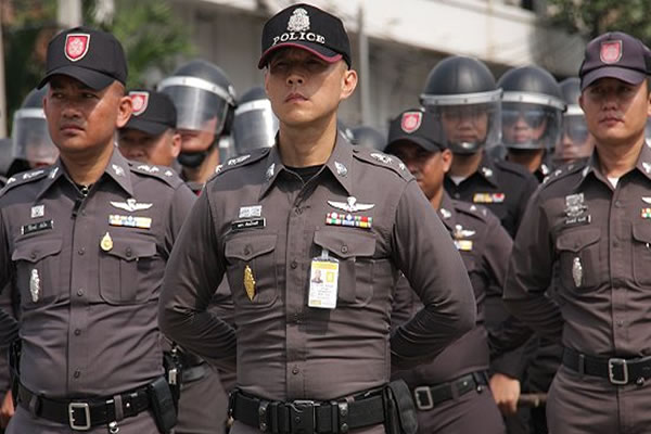Political Interference in Thailand's Police Force Needs to End