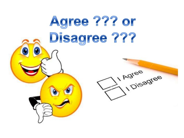 Jen's English Tip's – Expressions for Agreeing and Disagreeing