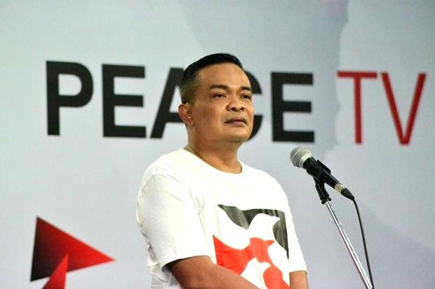 Red-shirt leader Jatuporn Promphan