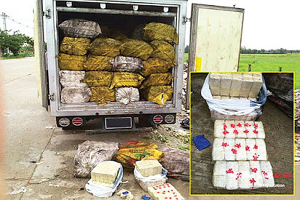 the highway is inadvertently making it easier for drug trafficking gangs to smuggle their products in and out of countries near the Mekong River. Please credit and share this article with others using this link:http://www.bangkokpost.com/news/general/666108/r3a-highway-a-major-corridor-for-drug-gangs. View our policies at http://goo.gl/9HgTd and http://goo.gl/ou6Ip. © Post Publishing PCL. All rights reserved.