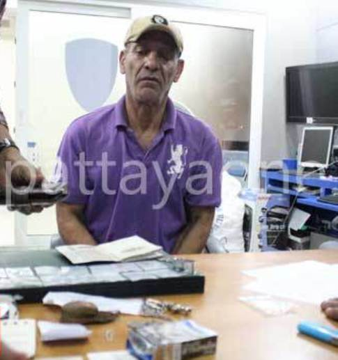 Chiang Rai Expat Arrested for Selling Drugs in Pattaya