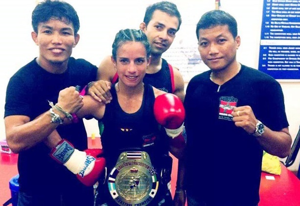 Costa Rica's Marcela Soto to Fight at Rising Queen's Warriors Event in Chiang Rai