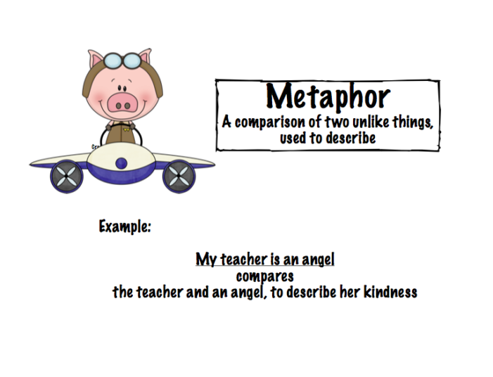 Jen's English Tip's – Metaphors and What They Mean