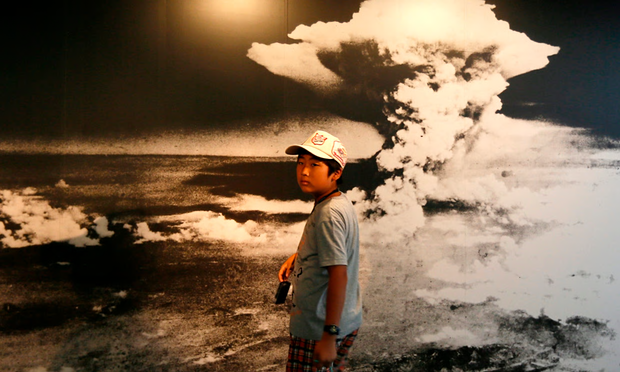 Hiroshima Marks 70th Anniversary of the World's First Atomic Bombing