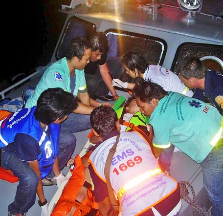 Tourist Boats Collide in Bangkok Killing Hungarian Tourists and Injuring 20 More