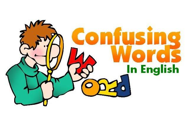 Jen's English Tip's – Confusing English Words