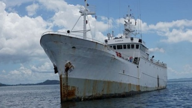 Seized Black-listed Fishing Vessel Sneaks Out of Phuket and into International Waters