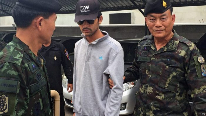 Second Foreign Suspect Arrested in Bangkok Shrine Bombing