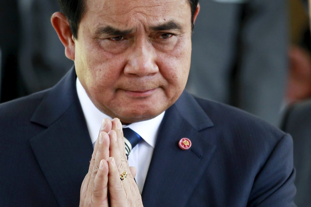 Prayut's lack of fresh ideas – other than excoriating his predecessors – have sent the country's GDP tumbling down.