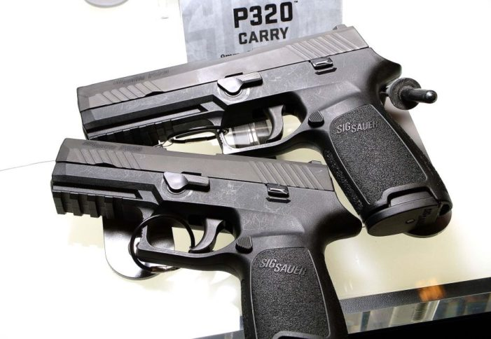 Gen Prayut Chan-o-cha Approves Royal Thai Police's Purchase of 152,468 SIG Sauer Model P 320 Pistols
