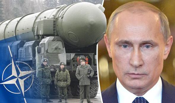Russian President Vladimir Putin to Continue Military Support to Assad Government