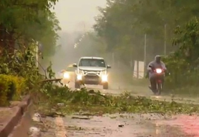 Meteorological Department Issues Severe Weather Warning for Northern Thailand
