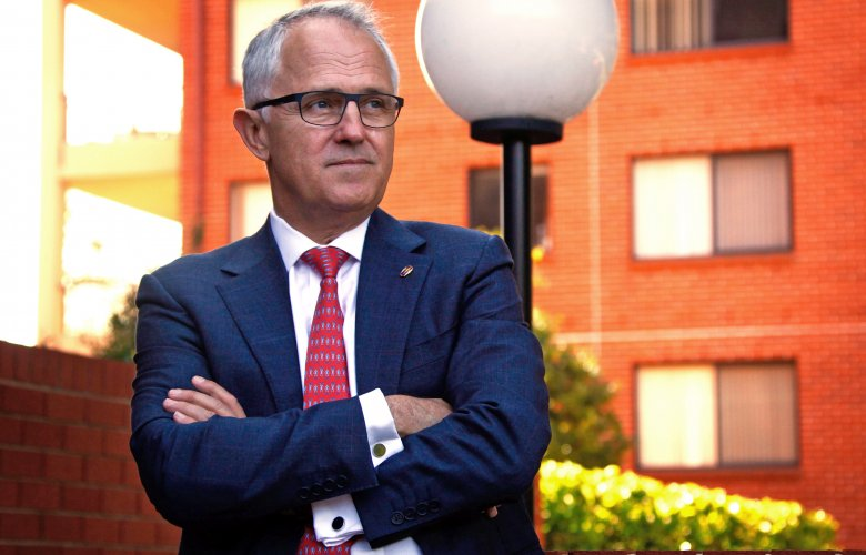 Earlier on Monday, at a press conference in Canberra, Mr Turnbull said if Mr Abbott remained as leader, the coalition government would lose the next election.