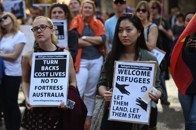 Australia Negotiates with Philippines over the Resettle of Asylum Seekers