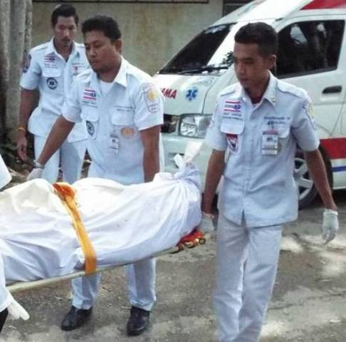 73 Year Old German Plunges to his Death from Pattaya Condo