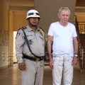 Guido James Eglitis, was arrested in Cambodia on Friday.