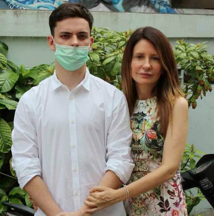 Young Australian Attacked in Koh Samui by American Millionaires Son's Charged with Assault
