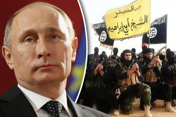 Putin says Russia Not Striving for Leadership over Syria