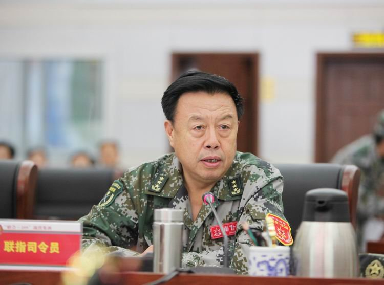 China's Central Military Commission Vice Chairman Fan Changlong