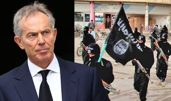 Tony Blair Admits Iraq War Contributed to Rise of ISIS