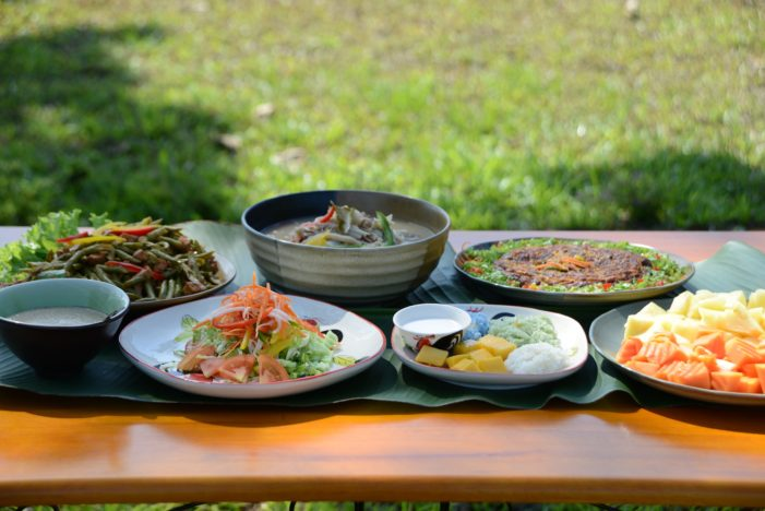 Traveling Veggie in Thailand – Museflower Retreat & Spa Chiang Rai