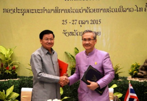 Thailand and Laos Signed Agreement to Rehabilitate Human Trafficking Victims
