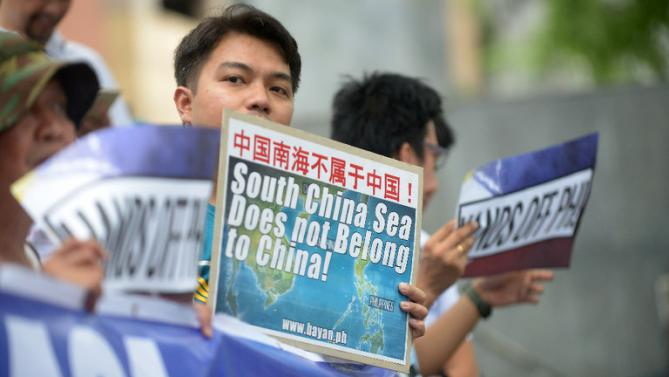 China Faces Mounting Pressure over Maritime Claims  of South China Sea