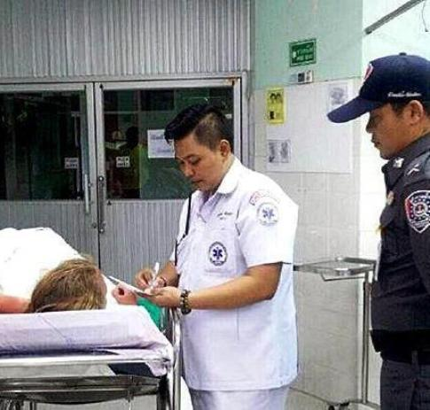 Belgian Woman Found after Drifting for 5 Hours off Coast of Koh Samui
