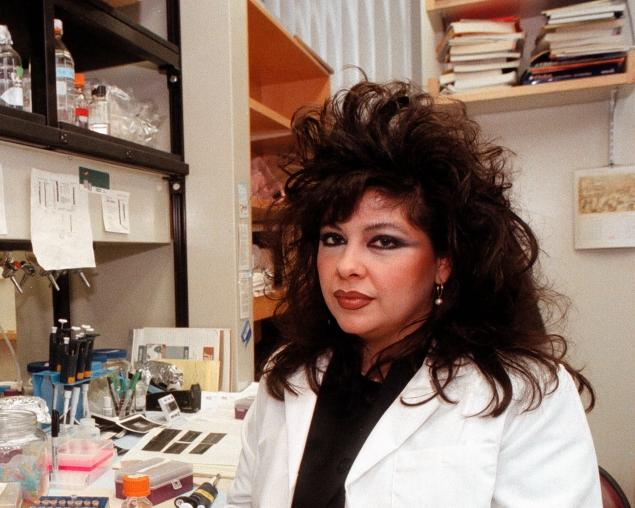 Dr. Angela Christiano discovered the cure