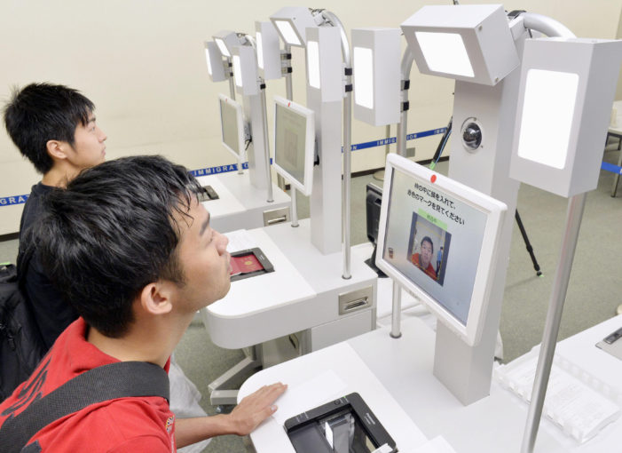 Face Recognition Equipment to be Installed at Thai Border Checkpoints