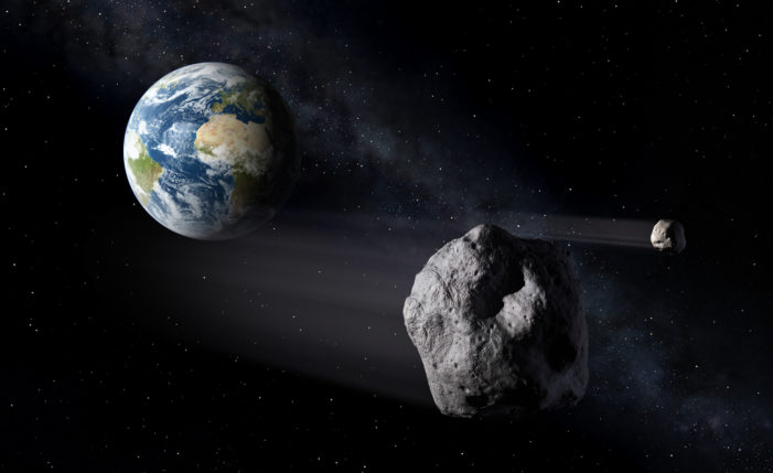 """""""Spooky Asteroid"""" to Hurtle Past Earth on Halloween"""