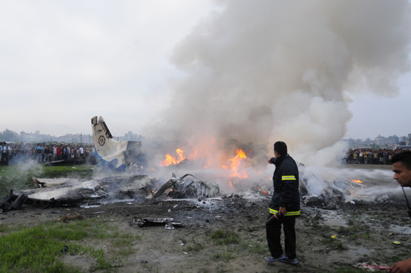 Russian Passenger Plane Carrying 224 Passengers and Crew Crashes in Egypt