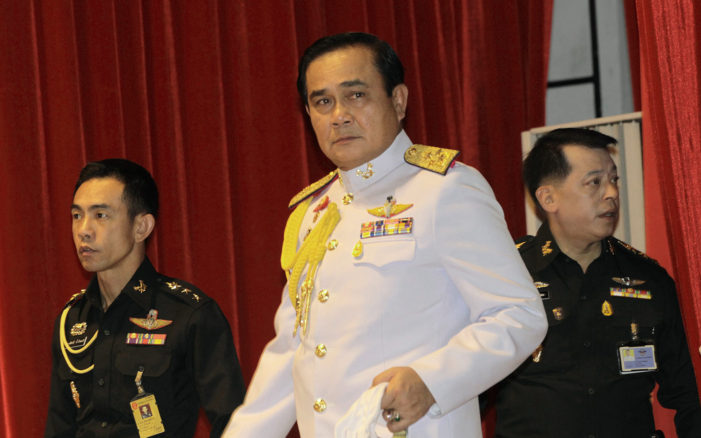Thai Military Backed Court Issues Another Arrest Warranty for Thaksin Shinawatra