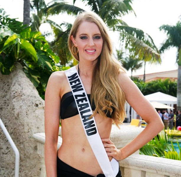 New Zealand's Miss Universe helps Promote Chiang Rai Province