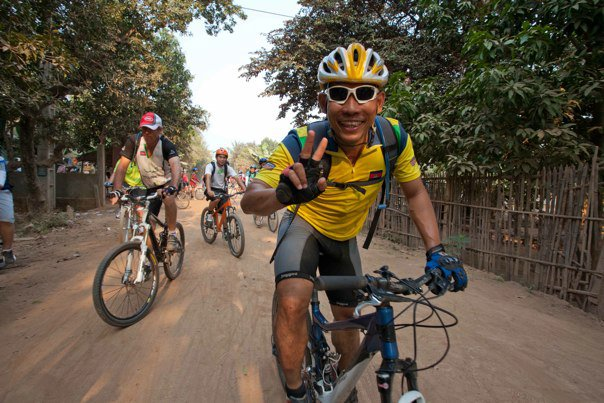 The bike race will last three days, pass four provinces along Mekong River, namely Nong Khai, Bueng Kan, Nakorn Panom and Mukdaharn, and cover a total distance of 246 kilometers.