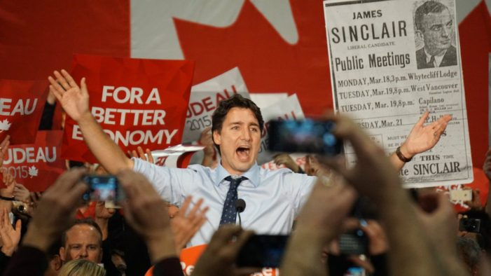 Canada Elect's Justin Trudeau as Prime Minister, Son of Late Prime Minister Pierre Elliot Trudeau