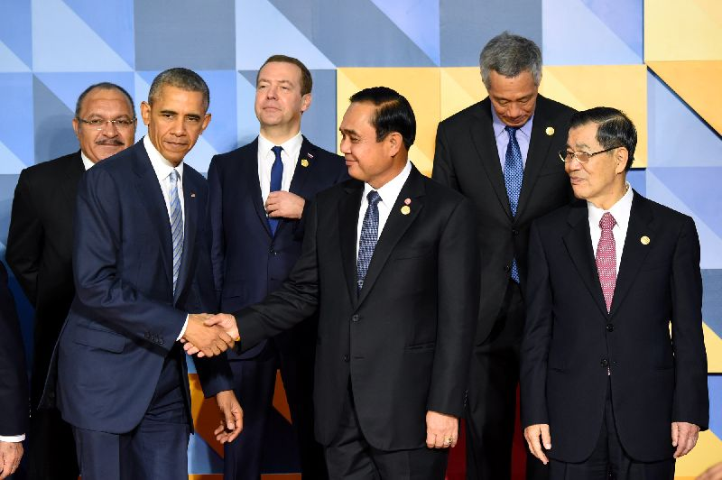 Prime Minister Prayut Chan-o-cha has assured US President Barack Obama the government is handling human right issues carefully 3 days ago in Manila