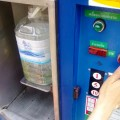 55.2% of water vending machines have unclean bodies, 42.9% have unclean valves, 29.4% are rusted, 21.1% are corroded, and 11.2,% are  leaked.