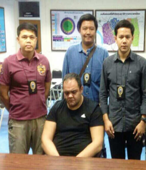 Frenchman Arrested Using Fake Passport for 5 Years in Thailand