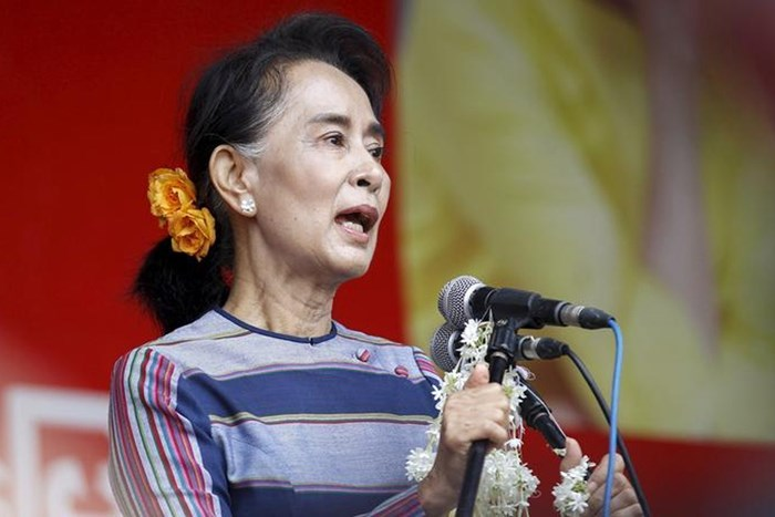 Aung San Suu Kyi Suu Kyi is expected to garner the most votes Read more at Reutershttp://www.reuters.com/article/2015/11/06/us-myanmar-election-idUSKCN0SV25420151106#jjrRZgWdTsQRXzoW.99