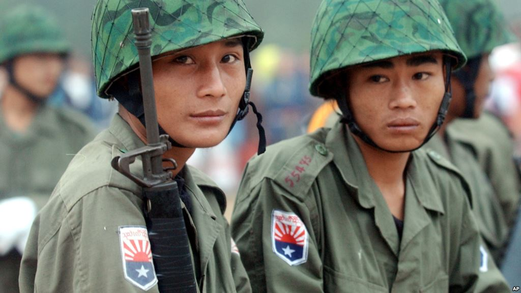 More Than 400 Child Soldiers Released From Myanmar Army in 2014