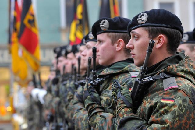 In Germany, the public still dislikes sending forces overseas except for in peace missions, in part due to memories of Nazi militarism.