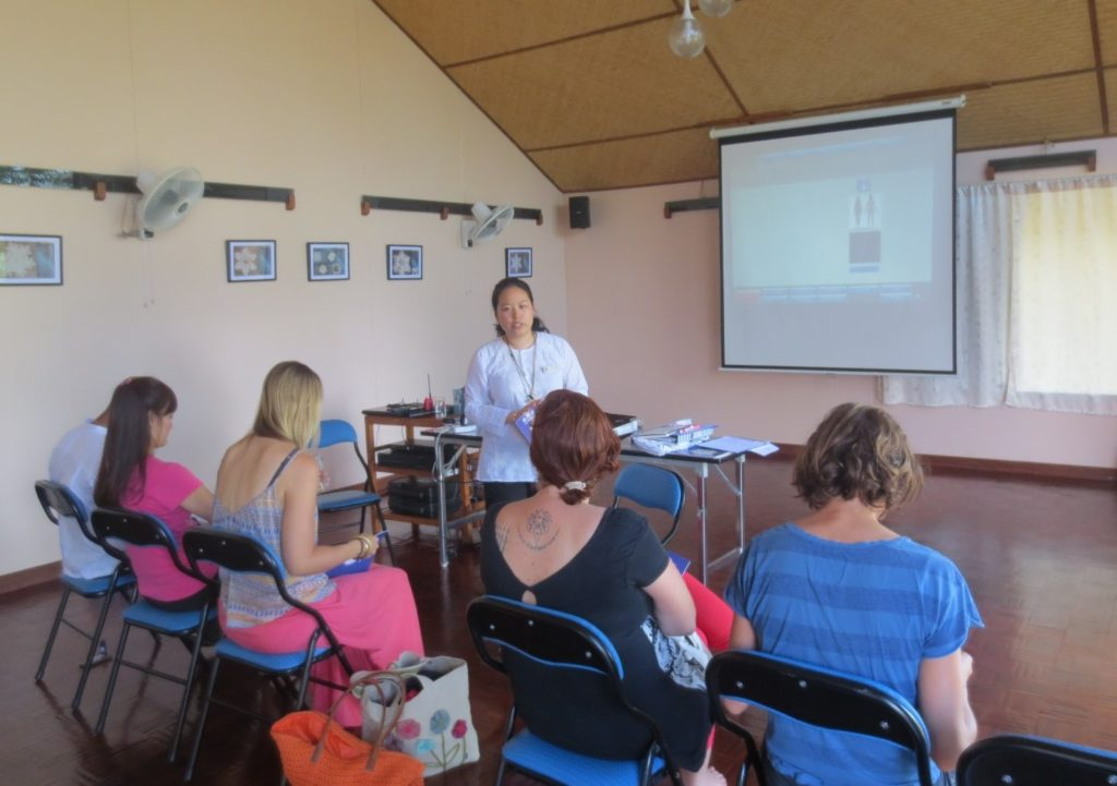 Hado counselling demonstration and free sessions at Museflower Life Festival